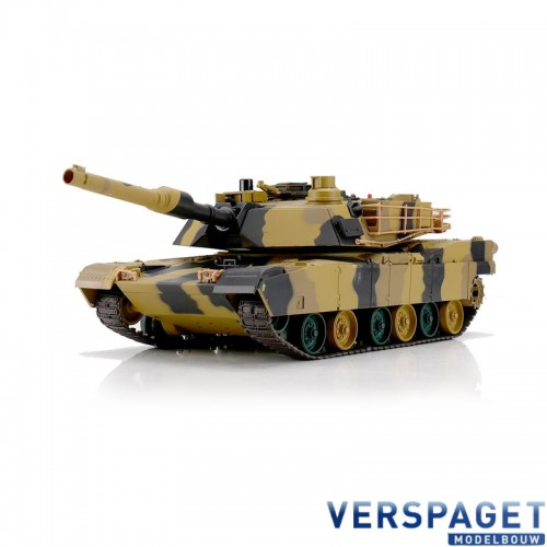 1/24 RC M1A2 Abrams Tank BB & Infra Red Battle System -1112403816