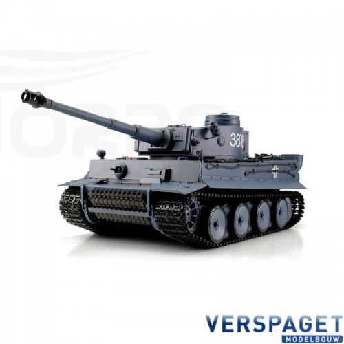 RC Tank 1/16  German Tiger I Heavy Tank,Tank BB Metal Gear -3818-1UPG