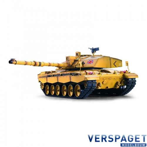 RC Tank Edition Heng Long Torro RC Tank 1/16 Challenger 2 Tank BB -1112439083