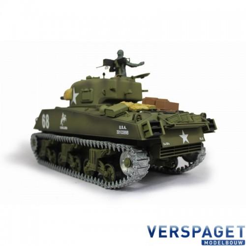RC Tank Edition Heng Long Torro RC Tank 1/16 Sherman M4A3 Tank BB -1112438983