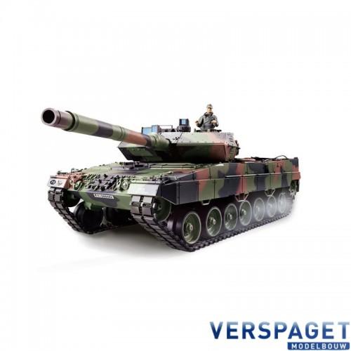 RC Tank Edition Heng Long Torro RC Tank 1/16 Leopard 2A6 Tank BB -1116038891 Versie 6.0