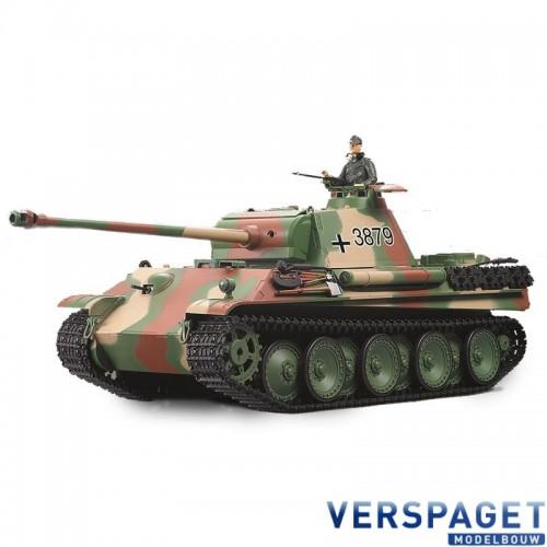 RC Tank Edition Heng Long Torro RC Tank 1/16 Panther Ausf. G Tank BB -1116038791 Versie 6.0