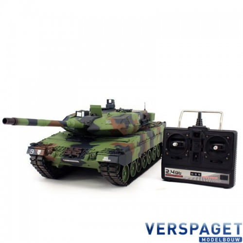 RC Tank Edition Heng Long Torro RC Tank 1/16 Koningstiger Henschel Tank BB -1112438885
