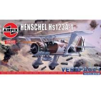 Henschel Hs123A-1 -02051V
