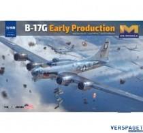 B-17G Flying Fortress Heavy Bomber -01F001