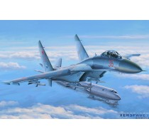Su-27 Flanker early -81712