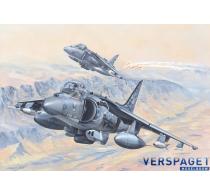 Preorder AV-8B Harrier II 1/18 -81804