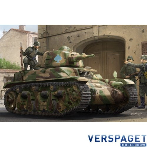 French R39 Light Infantry Tank -83893