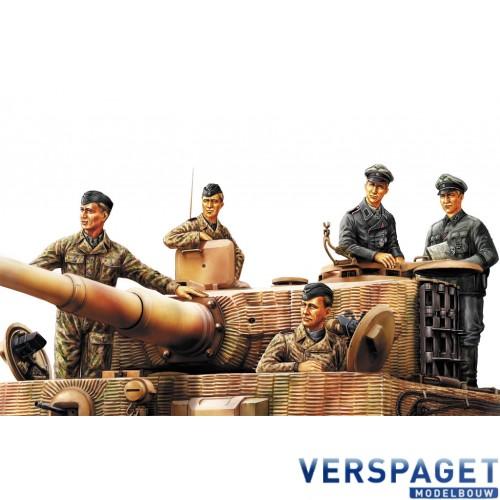 German Panzer Tank Crew (Normandy 1944) -84401
