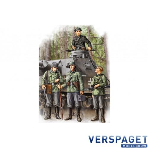 German Infantry Set Vol.1 (Early) -84413