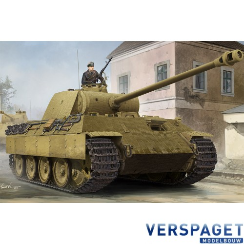 Panzerkampfwagen V Ausf.A (Early Version) -84506