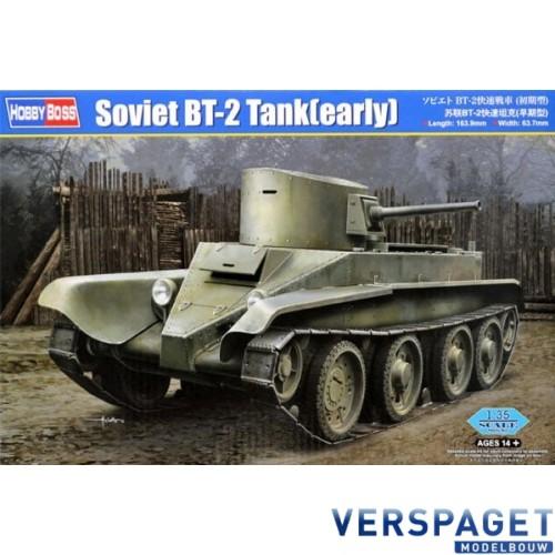Soviet BT-2 Tank (early) -84514
