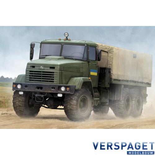 """Ukraine KrAZ-6322 """"Soldier"""" Cargo Truck -85512"""