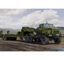 Russian KrAZ-260B Tractor with MAZ/ChMZAP-5247G semitrailer -85523