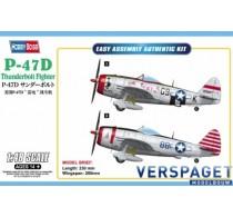 P-47D Thunderbolt Fighter -85811