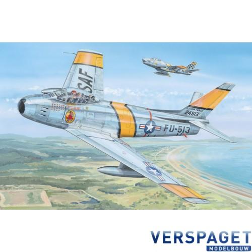 """F-86F-30 """"Sabre"""" 81808 -81808"""