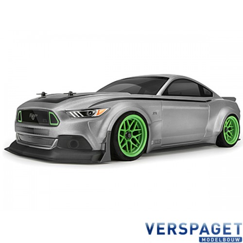 Ford Mustang  with RTR Spec 5 tuning RS4 Sport 3 & Accupack & Lader -115126