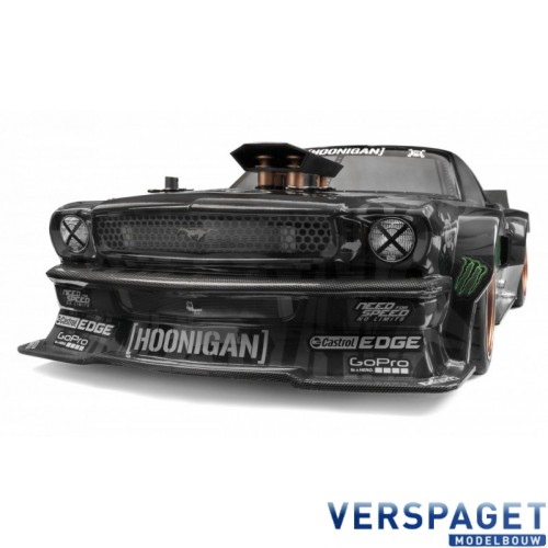 HPI RS4 Sport 3 RTR - Ford Mustang 1965 Hoonicorn -115990