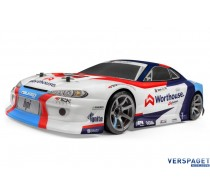 RS4 SPORT 3 DRIFT TEAM WORTHOUSE NISSAN S15 RTR -120097