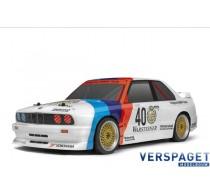 BMW M3 E30 WARSTEINER RTR & Accupack & Lader -160015