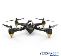 501S X4 AIR BLACK FPV DRONE W/GPS 1080P, 1KEY, FOLLOW ME & HEADLESS -H501S