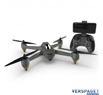 501M X4 DRONE WAYPOINTS FPV 720P, RTH, FOLLOW, GPS -H501M