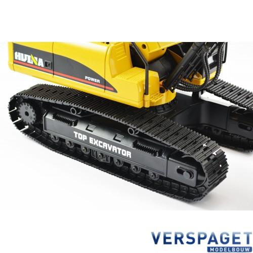 Excavator Aluminium 23-kanaals 2.4G RTR V3 (versie 2019) -CY1580