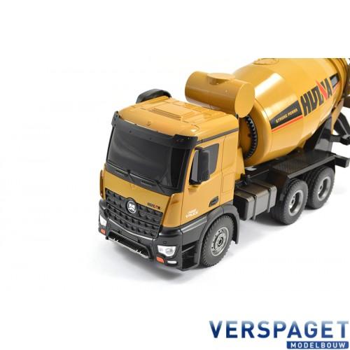 Mixer Truck 10-kanaals 2.4G RTR -CY1574