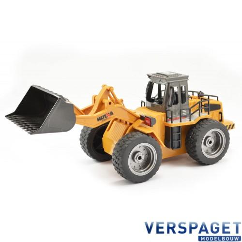 Bulldozer 6-kanaals 2.4G RTR -CY1520