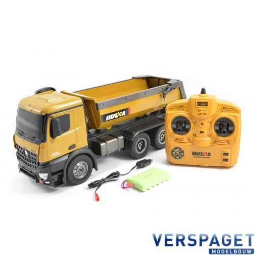 Dump Truck 10-kanaals 2.4G RTR -CY1573