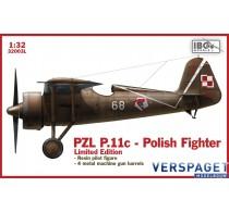 PZL P.11c Polish Fighter -32003L