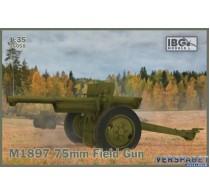 M1897 75mm French Field Gun -35058