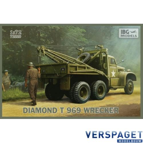 Diamond T 969  Wrecker -72020