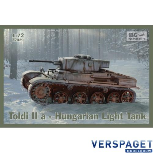 Toldi IIa  Hungarian Light Tank -72029