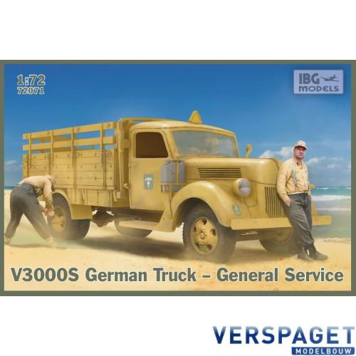 V3000S German Truck-General Service -72071