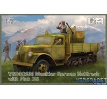 V3000SM Maultier with Flak 38 -72075