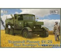 Scammell Pioneer SV/2S Heavy Breakdown Tractor -72077