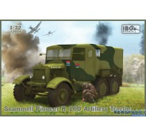 Scammell Pioneer R 100 Artillery Tractor -72078