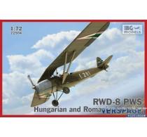 RWD-8 PWS Hungarian and Romanian -72504