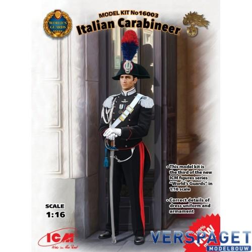 World's Guard Italian Carabinier -16003