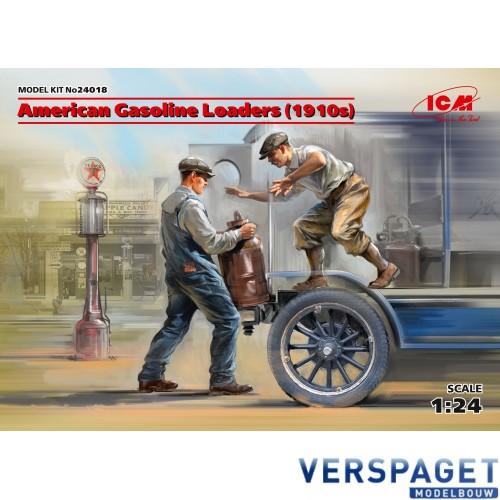 American Gasoline Loaders (1910s) -24018