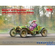Model T 1913 Speedster with American Sport Car Drivers -24026