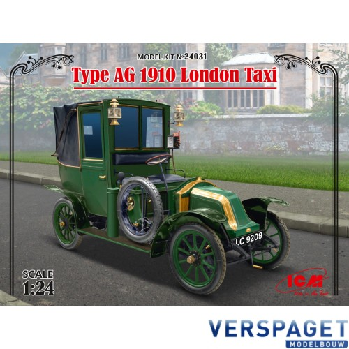 Type AG 1910 London Taxi -24031