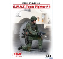 S.W.A.T. Team Fighter №4 -24104