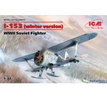 I-153 (winter version), WWII Soviet Fighter -32011