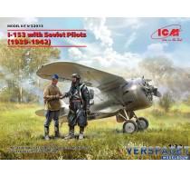 I-153 with Soviet Pilots 1939-1942 -32013