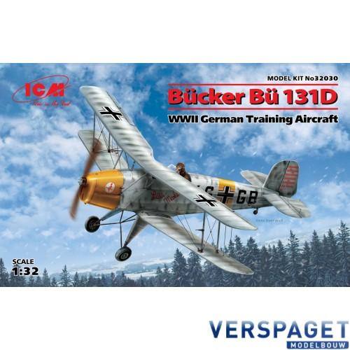 Bücker Bü 131D -32030