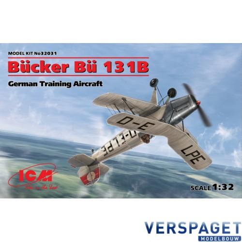 Bücker Bü 131B, German Training Aircraft -32031