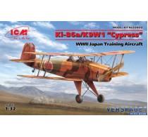 """Ki-86a/K9W1 """"Cypress"""" WWII Japan Training Aircraft -32032"""