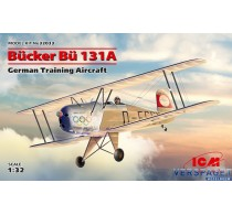 Bucker Bu-131A German Training Aircraft -32033